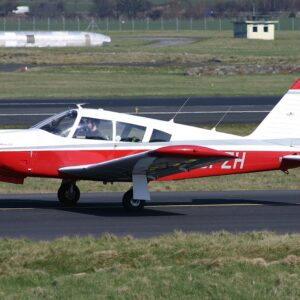 Piper PA28R-200 G-BFZH